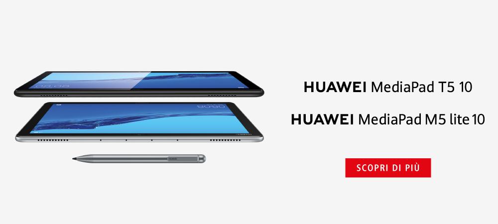 Huawei M5 Lite T5